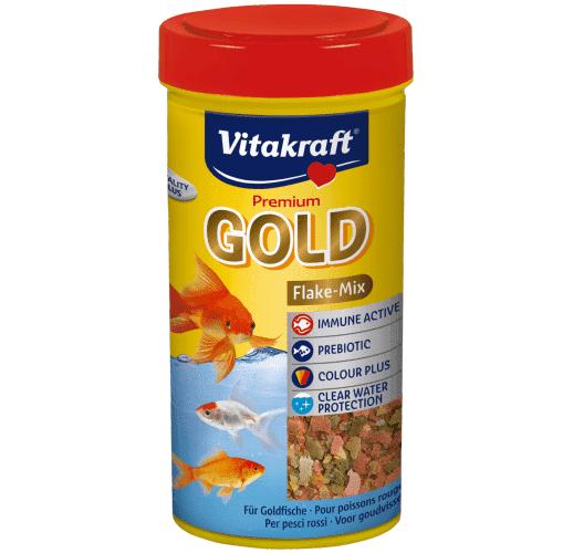 VP Gold Flockenfutter Goldfisch 250ml