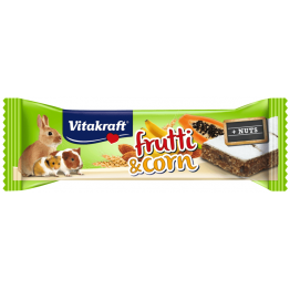 Frutti & corn Snacks barrette per roditori 30g