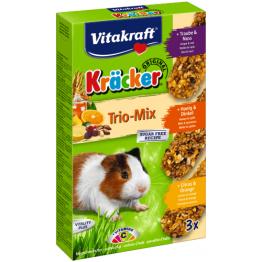 Kräcke Honig/Popcorn/Weizenk. MS 3er