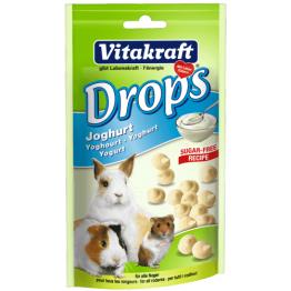 Drops Joghurt zuckerfrei alle Nager 75g