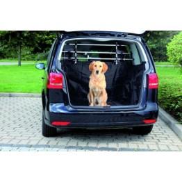 protezione per bagagliaio 230x110x60 cm, nero