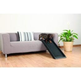 Hunde-Rampe, schwarz