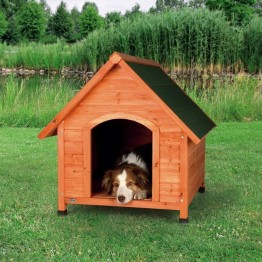 Cuccia per cani natura 83x87x101cm