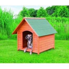 Cuccia per cani natura 96x104x112cm