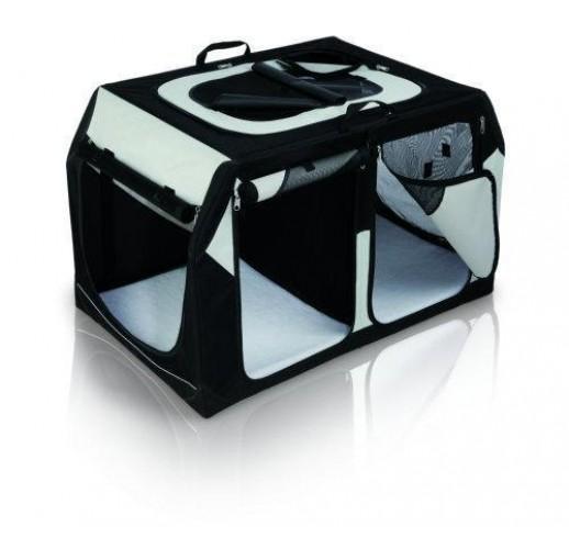 CAR BOX TRANSP. Vario Double, 91x60x61/57cm