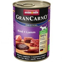 Animonda, GranCarno Adult con Manzo + Agnello 400 gr.
