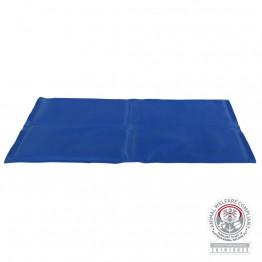 Matelas rafraîchissant, 40x50cm, bleu