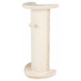 Lorca Corner Scratching Column, beige