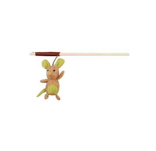Canna da gioco con topo 40cm