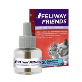 FELIWAY FRIENDS Recharge 1 mois 48ml