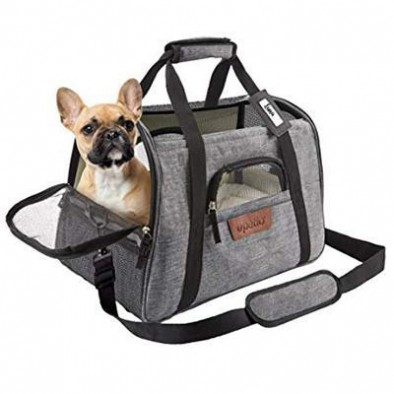 DOG CARRIERS, DOG BAGS, TROLLEY