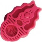 Zoom Groom dog brush for short + long coat - Pink 11 X 6.5cm