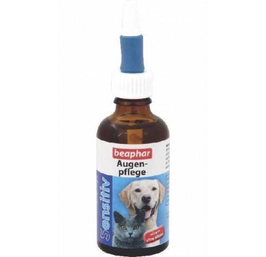 Beaphar Sensitiv, detergente per gli occhi, per cani e gatti, 50 ml, 50 ml