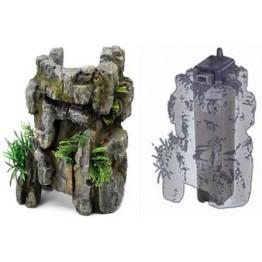 Décor Rocher Stone, 20x16x27,5cm