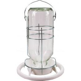 Abreuvoir Omnia en verre, 1 l