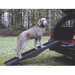 Rampa per cani pieghevole 40 x 152 cm