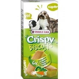 Crispy Biscotti alle verdure 70gr