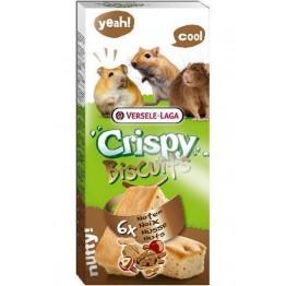 Crispy Biscotti per roditori alle Noci 6 pz.