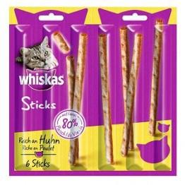 Whiskas Sticks Huhn 6x6g