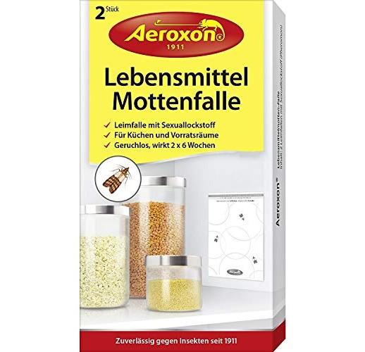 Aeroxon Trappola per tarme alimentari 2 pezzi